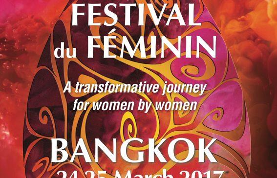 AWAKENING APHRODITE – Festival du Féminin à Bangkok 🗓 🗺